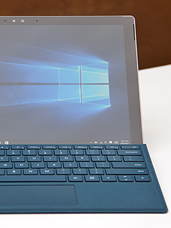 Microsoft's latest firmwares for current Surface products include important Intel graphics driver update