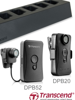 Transcend launches DrivePro Body 20 and DrivePro Body 52 Cameras