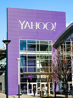 Verizon is paying US$4.8 billion to acquire Yahoo's core business