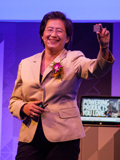 AMD Zen will be launched in 2016, widely available only in 2017