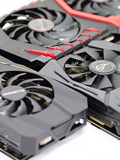 A feature on ASUS ROG Strix GeForce GTX 1060 OC