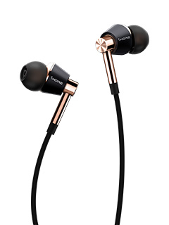 1More Triple Driver In-ear Headphones (E1001)