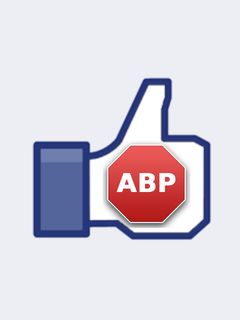 Adblock Plus is still able to block Facebook ads