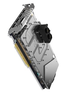 Zotac has launched its GeForce GTX 1080 card, fitted with the ArcticStorm liquid-cooling waterblock!