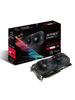 ASUS releases new ROG Strix RX470 graphics card