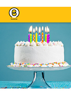 Buzzme celebrates its third anniversary with new look and three Smart bundles