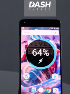 OnePlus compares its Dash Charge against Samsung's Adaptive Charging