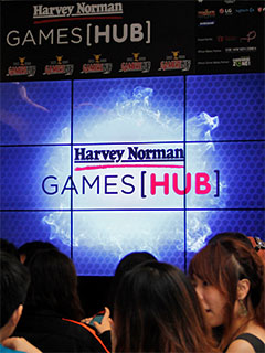 HWZ members first to preview Games Hub, a dedicated game store within Harvey Norman's Millenia Walk superstore
