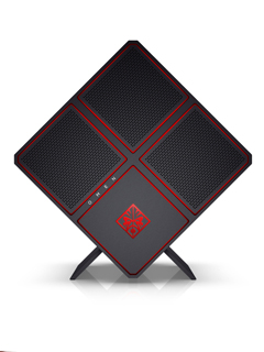 HP launches its cube-shaped OMEN X gaming desktop