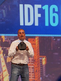Intel IDF 2016: Highlights from the keynote