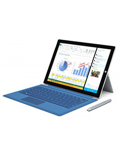Microsoft releases new Surface Pro 3 firmware to address the tablet's recent battery issues