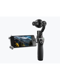 The DJI Osmo+ is here, has 3.5x optical zoom