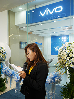 Vivo marks continued growth in the PH with its first concept store