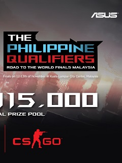 ASUS Republic of Gamers opens ROG Masters 2016 Gaming Tournament Philippine qualifiers