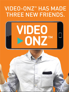 U Mobile adds three new partners to its Video-Onz streaming service