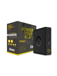 Zotac announces Pascal-powered ZBOX MAGNUS EN10 gaming mini PCs