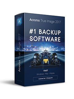 Acronis True Image 2017 lets you wirelessly backup your phone to your PC