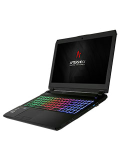 Aftershock overhauls gaming notebook line-up with NVIDIA Pascal GPUs and new features