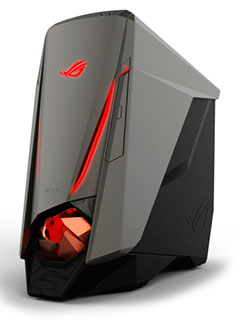 ASUS ROG GT51 desktop now comes with choice of one or two GeForce GTX 1080s