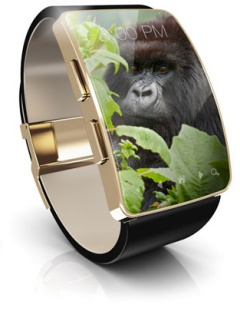Corning unveils Gorilla Glass SR+ for wearable devices