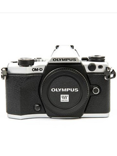 Olympus' new Online Customization Service lets you create your own OM-D E-M5 Mark II kit set