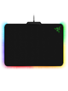 Razer's new Firefly Cloth Edition mouse mat comes with RGB lighting