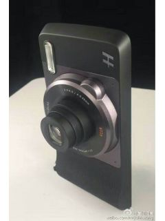 Hasselblad designs add-on module for Moto Z phones