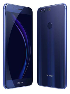 The honor 8 is equipped with the same dual-rear camera as the P9 (Update)