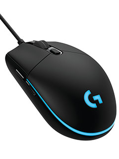 The Logitech G Pro might just be close to the perfect mouse for professional gamers