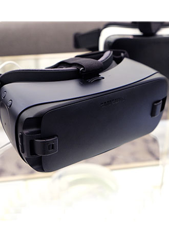 Samsung's second gen Gear VR features improved comfort and a wider field of view