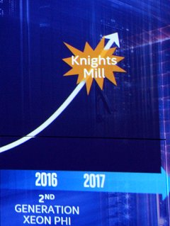 A.I. gets a boost with Intel's upcoming Knights Mill Xeon Phi processor