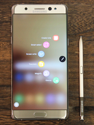 Maximize the use of the Samsung Galaxy Note7's S Pen with these 7 tips