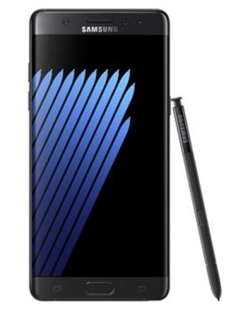 M1 releases price plans for the Samsung Galaxy Note7