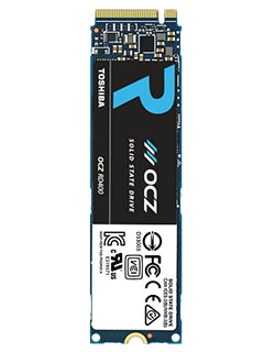 OCZ's new flagship RD400 SSD reviewed: A return to form
