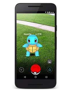 Pokémon Go is downloaded over 100 million times with $10 million daily revenue