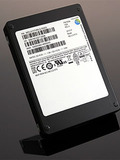For about US$10,000, you can get your own 15TB PM1633a SSD