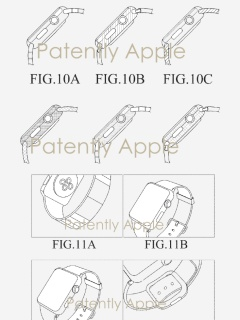 Did Samsung use images of the Apple Watch for its patent application?