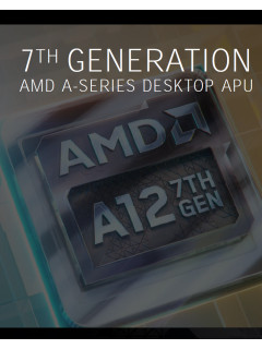 AMD announces the new 7th generation A-Series APUs and AM4 socket