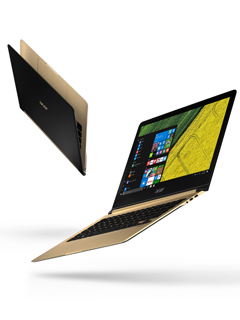 IFA 2016: Acer launches Swift series notebooks and Spin series convertibles
