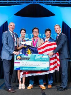 Malaysian student wins silver medal in the 2016 World ACA Championships