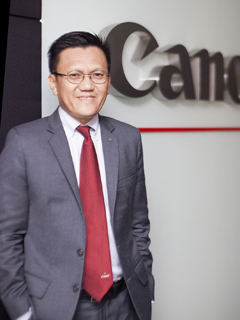Canon Marketing Malaysia announces new President and CEO