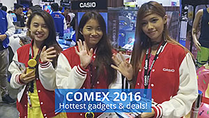 Comex 2016: The hottest products and deals to buy, buy, buy!