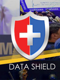 PSA: Remember to claim your free 6-month Data Shield package when you buy an eligible device at Comex 2016