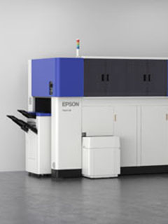 The Epson PaperLab takes going green very seriously