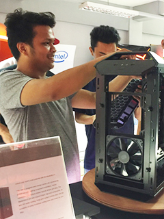 The Master's Gathering: a Cooler Master modding workshop