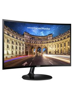 Samsung CF390: Curved immersion