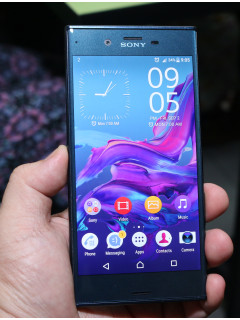 Gallery: Sony's new Xperia XZ up close