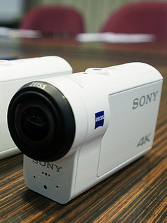 Hands-on with the new Sony FDR-X3000 4K Action Cam