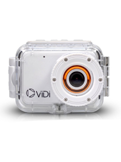 The ViDi action camera is built with affordability and quality in mind