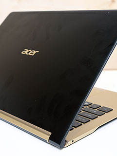 Hands-on with the Acer Swift 7, the latest contender for world's thinnest notebook